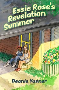 Book cover Essie Rose's Revelation Summer by Deanie Yasner